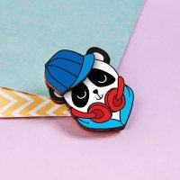 Значок «Mc. Panda»