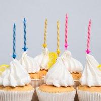 Свечи незадуваемые в торт, Микки Маус, 10 шт.