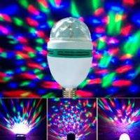 """Лампа LED """"Party light"""", с патроном"""