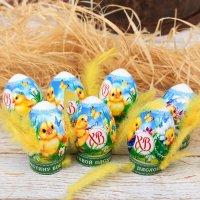 Набор для украшения яиц «Цыплята»