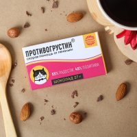 "Шоколад ""Противогрустин"""