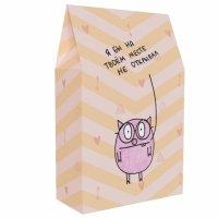"""Подарочная коробка """"Я бы на твоем месте не открывал"""""""