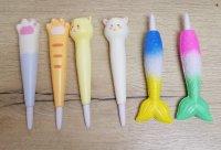 Ручка гелевая Сквиш