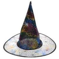 Шляпа ведьмы с голографией
