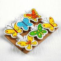 Прищепка декоративная «Бабочка»