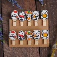 Прищепка декоративная «Панда»