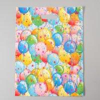 """Пакет """"Воздушные шарики"""", полиэтиленовый, 40х31см"""