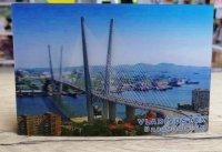 Магнит объёмный, Владивосток