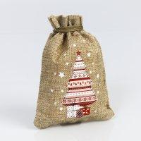 Мешок с термонаклейкой «Подарки»