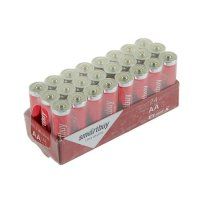 Батарейка алкалиновая Smartbuy Ultra, AА