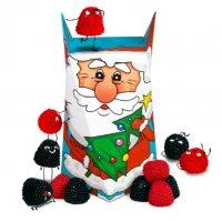 """Фанкэт """"Дед Мороз"""", фруктовый мармелад"""
